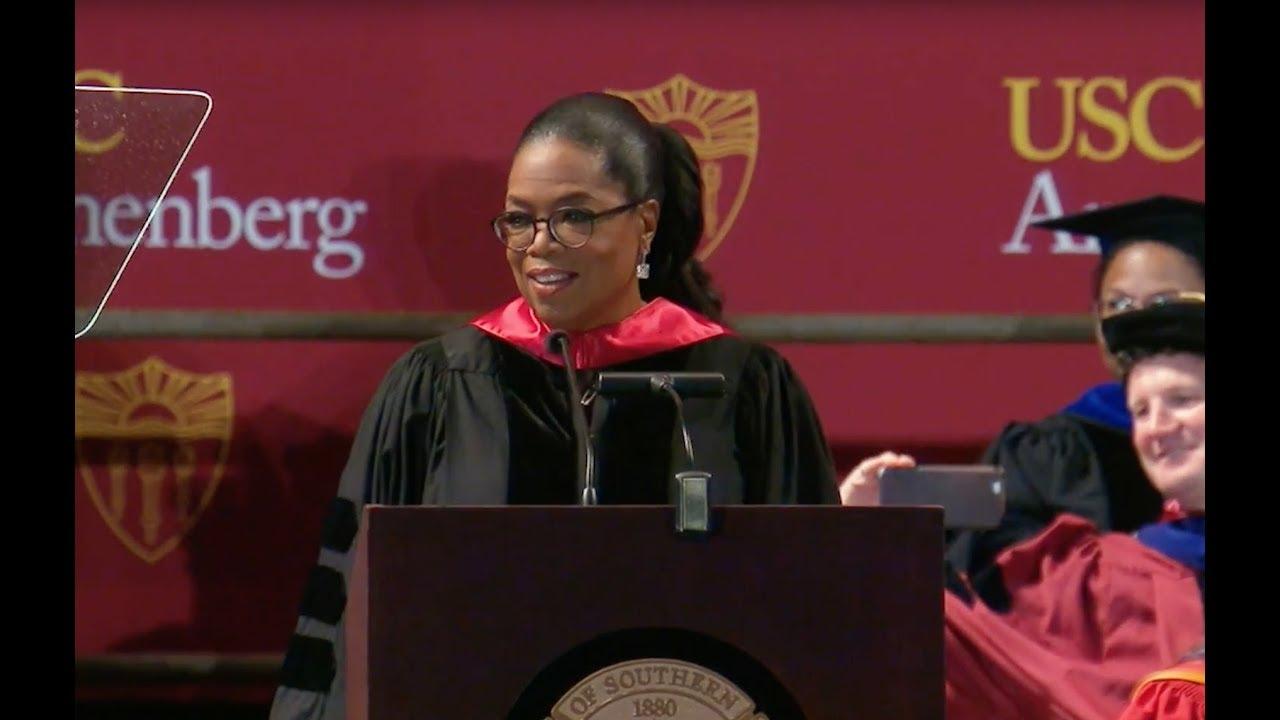 Oprah Winfrey | USC Annenberg Commencement 2018 Keynote Speaker