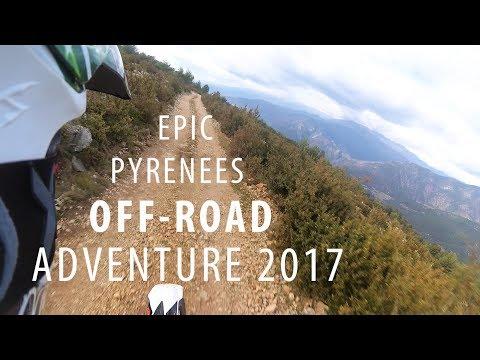 Pyrenees Epic Off-road Adventure | Spain | KTM 690 Enduro R