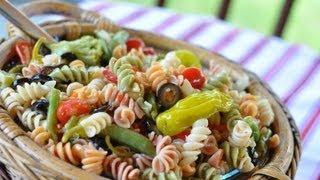 Potluck Pasta Salad Recipe