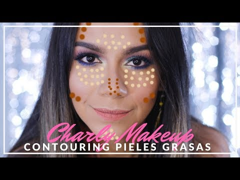 Define tu rostro SIN EXCESOS | Contouring piel grasa |By Apple  Accessories Mini Makeup Blender Drop