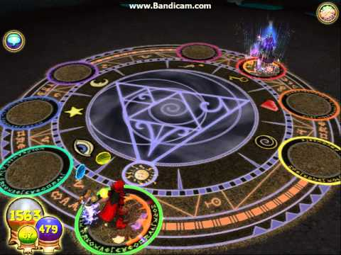 Wizard 101 quest for efreet pet