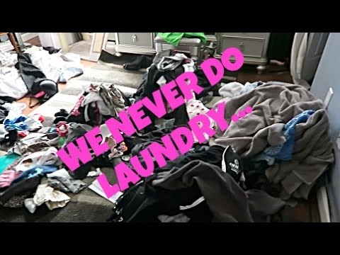 WHO WANTS TO DO MY LAUNDRY?! | May 6th, 2016!