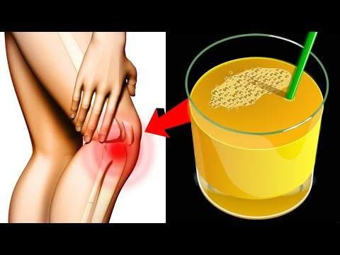 Eliminate Knee and Joint Pain With This Effective Drink In Just 7 Days
