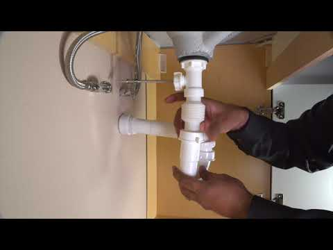 How to Install FlexPOPUP Pop-Up Drain by PF WaterWorks