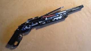 Lego: Winchester Model 1887 (Working)