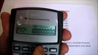 Capital Budgeting Part Two Ti Baii Calculating Irr