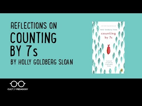 Reflection on Counting by 7s, by Holly Goldberg Sloan