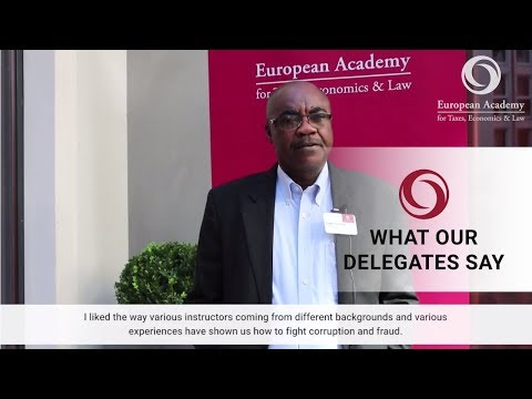 Summer Academy: Combating Fraud and Corruption – Impressions 2 – EUROACAD