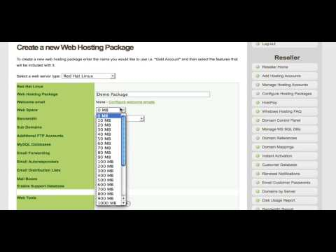 Installing HostPay - Be your own Web Hosting Company