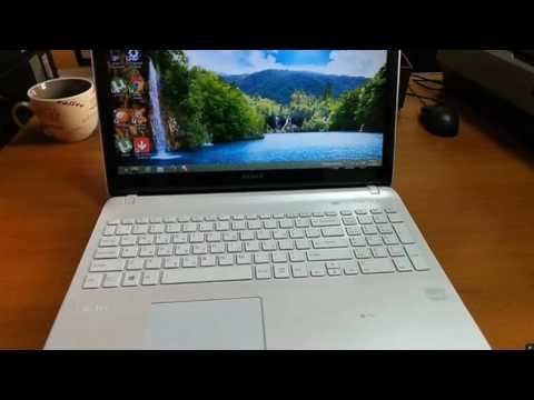 Sony Vaio Laptop Notebook 15 inch Intel i3 1.90GHz/2GB RAM 500GB ~ Price 90% Low