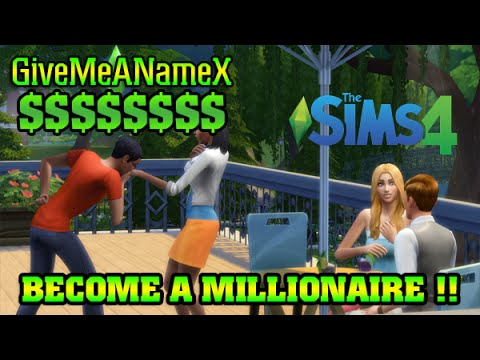 The Sims 4: Become a Millionaire Without Cheats