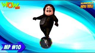 Motu Patlu #10 - Funny compilation for kids - As seen on Nickelodeon