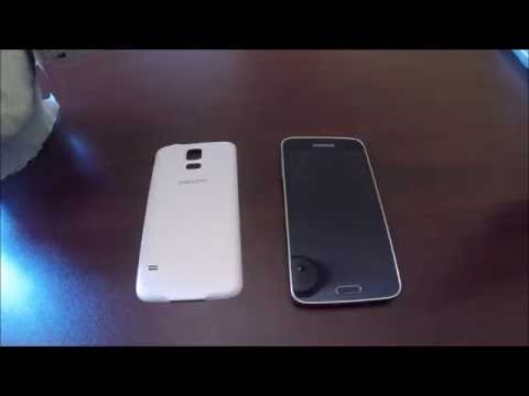 Samsung Galaxy s5 color swap (backplate, Battery and Sim Card access)