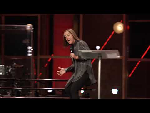 Christine Caine Passion Update March 28, 2018 : God Has A Great Plan