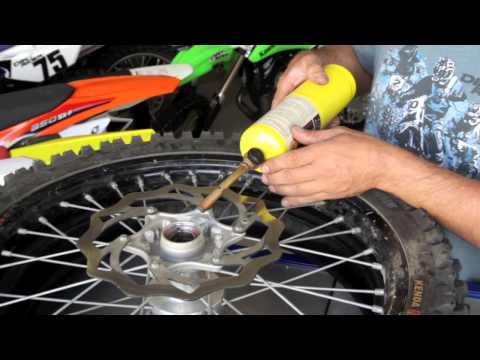 Dirt Rider Tech: How To Change Wheel Bearings