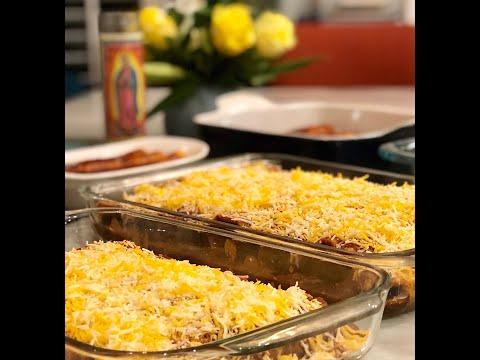 Sonora Beef Enchiladas Recipe | Molé Mama