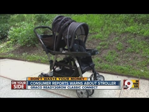 Consumer reports warns about stroller