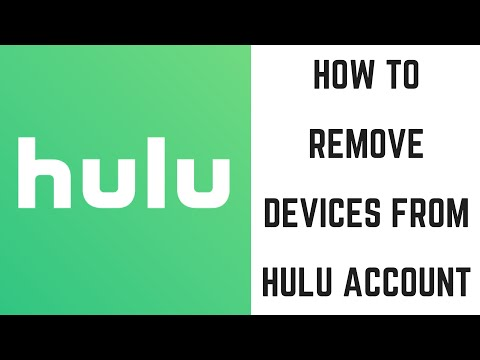 How to Remove Devices from Hulu Account