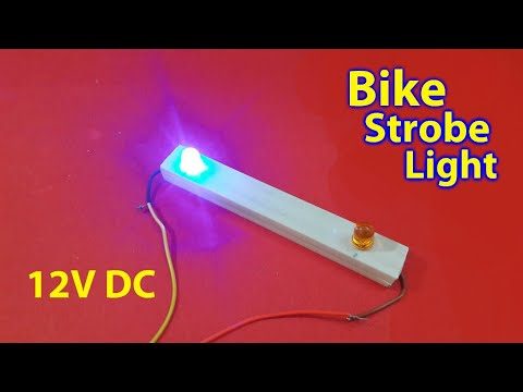 Bike Strobe Light (12v DC)