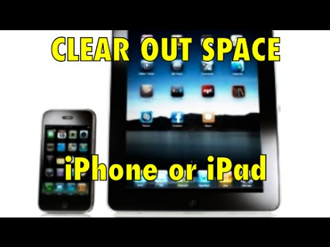 8 Easy Tips to Clear Out Space On Your iPhone and iPad