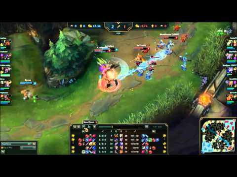 League of Legends - Silver II Game Analysis