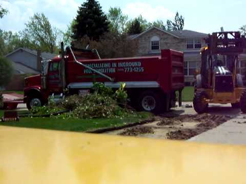 Removing Driveway Slabs