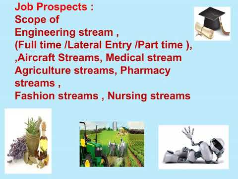 Courses & Career opportunities agricultural
