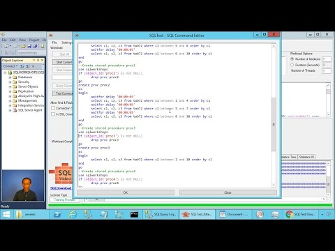 SQL Server Command Timeout - Application Timeout - Attention