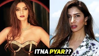 Pakistan India Love EXPOSED at Cannes Film Festival as Mahira Khan & Sonam Kapoor Share BFF Moment