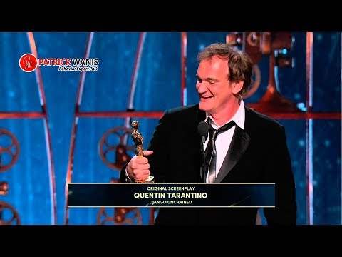 Tarantino did not stop  Weinstein!  Why not? Too Busy Collecting Awards!