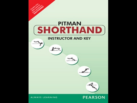 Shorthand tutorial