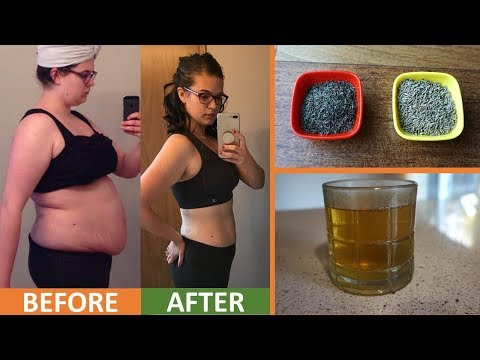 Cumin  DRINK: Lose 15 kgs in 15 days | MELT BELLY FAT AWAY | INCREASE METABOLISM | Muskaan Hamad