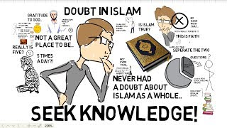 HOW TO DEAL WITH DOUBTS ABOUT ISLAM - Tim Humble Animated