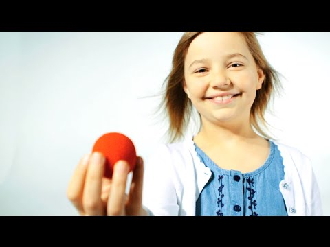 Help cure kids like Frances with a red nose - Red Nose Day 2014