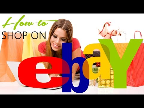 How to Buy Stuff on eBay using your PayPal Account