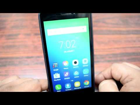 How to take ScreenShot On Lenovo Vibe P1m
