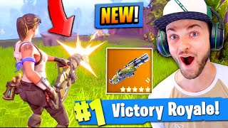 *NEW* MINI-GUN coming to Fortnite: Battle Royale!
