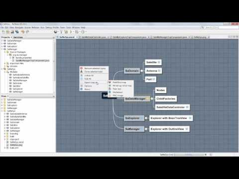 Knowledge, MindMaps, and NetBeans IDE