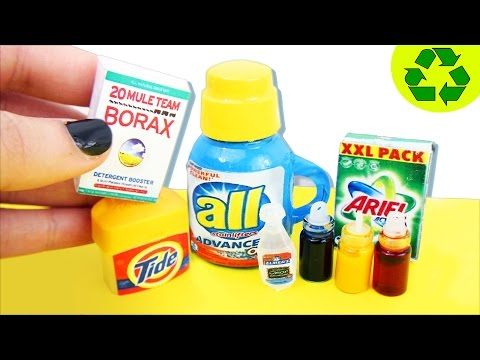 DIY Mini Slime Supplies -  Real Glue, Borax, Food Coloring,  etc -Slime Supplies - Really Works