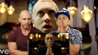 Eminem - Cleanin' Out My Closet REACTION and REVIEW!!!