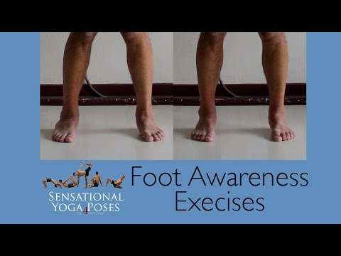 Foot Exercises for Collapsed Arches and Flat Feet