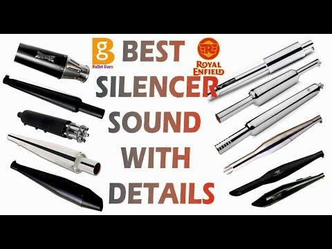 BEST Silencer Sound & Details | सीलेंसर का साउंड