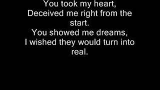 Whitin temptation - angels (lyrics)