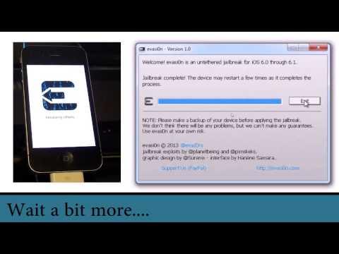 How to jailbreak any iPhone running iOS 6.1