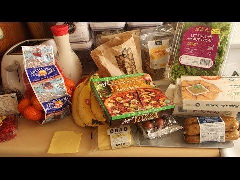 Whole Foods Market Grocery Haul - Vegan Food Vlog