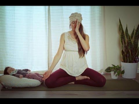 Right Nostril Breathing for ENERGY | Kundalini Yoga