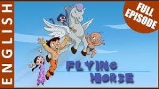 Episode 4A | Chhota Bheem -  Flying Horse in English