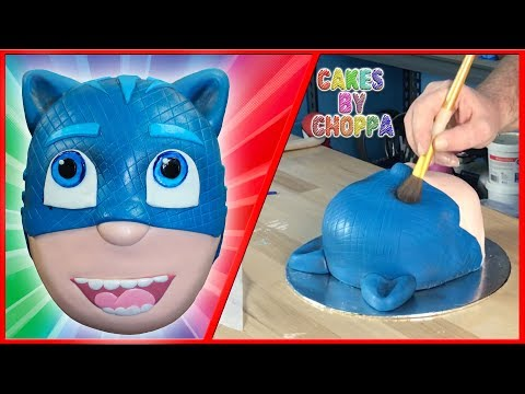 CATBOY - PJ Masks Cake (HOW TO)