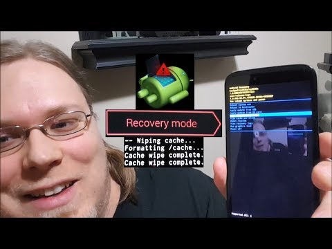 How to Access and Use Recovery Mode on the Coolpad Canvas