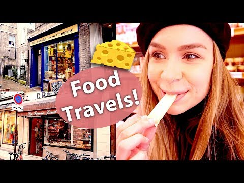 Traveling for food! Paris vs. Cambridge - How far would you go? #ad